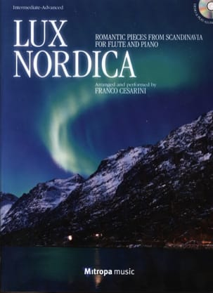 Lux Nordica - Partition - Flûte traversière - laflutedepan.com