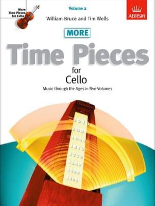 - More Time Pieces for Cello Vol 2 - Sheet Music - di-arezzo.com