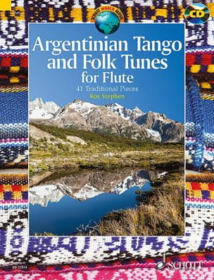 Argentinian Tango and Folk Tunes for Flute Traditionnels laflutedepan