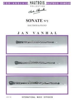 Sonate n° 2 - Hautbois et piano - laflutedepan.com