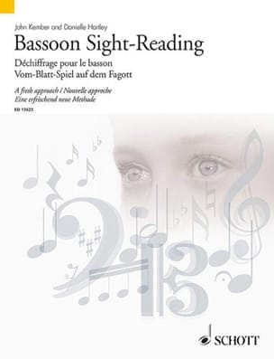 John Kember - Bassoon Sight-Reading - Sheet Music - di-arezzo.com