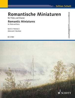 - Romantic Miniatures, Volume 2 - Sheet Music - di-arezzo.com