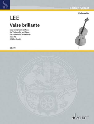 Sebastian Lee - Brillante Waltz, opus 42 - Sheet Music - di-arezzo.com