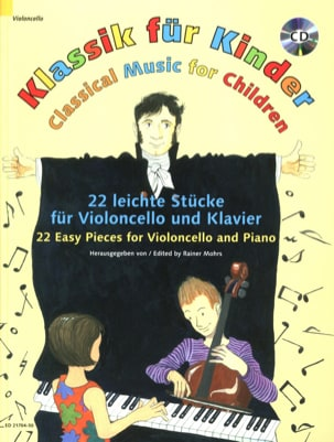 - Klassik für Kinder - Cello and Piano - Sheet Music - di-arezzo.co.uk