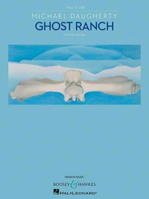 Ghost Ranch - Michael Daugherty - Partition - laflutedepan.com
