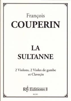François Couperin - La Sultanne - Partition - di-arezzo.fr
