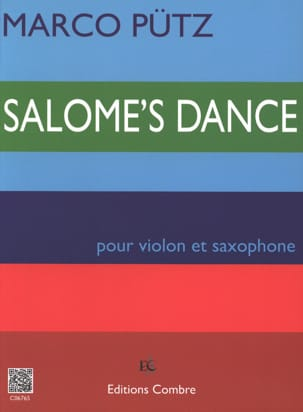 Marco Putz - Salome's Dance - Sheet Music - di-arezzo.co.uk