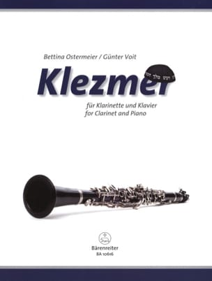 Traditionel - Klezmer - Clarinete y Piano - Partitura - di-arezzo.es