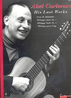 Abel Carlevaro - Neueste Kunstwerke - Gitarre - Partition - di-arezzo.de