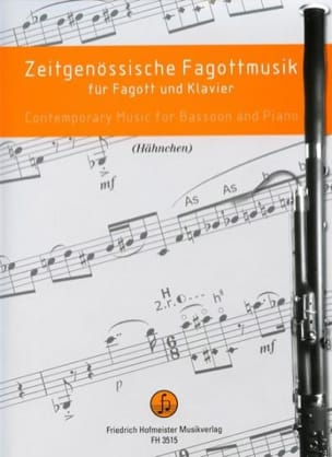 - Contemporary Music for Bassoon and piano - Sheet Music - di-arezzo.com