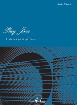 Alain Vérité - Play Jazz - Partition - di-arezzo.fr