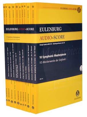 - 10 Symphonic Masterpieces - Sheet Music - di-arezzo.co.uk