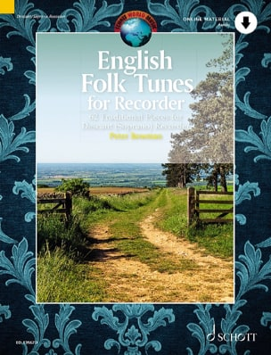 English Folk Tunes for Recorder - Traditionels - laflutedepan.com