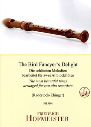 Traditionnels - The Bird Fancyer's Delight - Partition - di-arezzo.fr