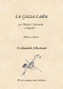 Gioacchino Rossini - La Gazza Ladra - 1er Livre - Partition - di-arezzo.fr