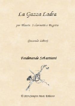 Gioacchino Rossini - La Gazza Ladra - 2ème Livre - Partition - di-arezzo.fr