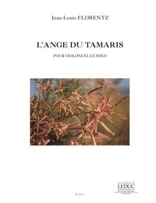 L'ange du Tamaris Jean-Louis Florentz Partition laflutedepan