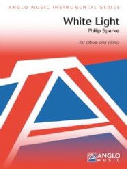 Philip Sparke - White Light - Oboe - Sheet Music - di-arezzo.com