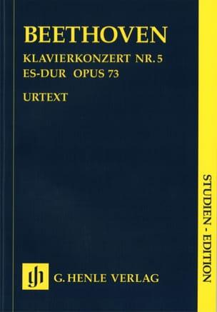 Concerto pour piano n° 5 en Mib Majeur, opus 73 - laflutedepan.com