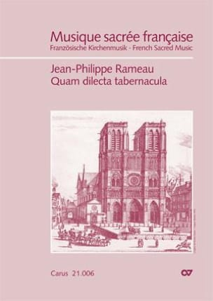 Quam dilecta Tabernacula - Conducteur - laflutedepan.com