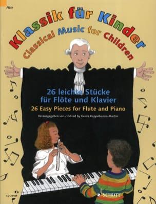 - Klassik für Kinder - Flute and Piano - Sheet Music - di-arezzo.com