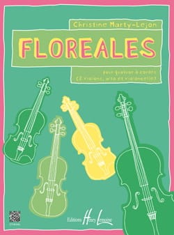 Floréales - Quatuor à Cordes - laflutedepan.com