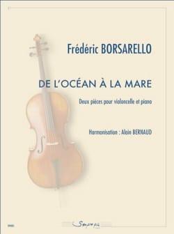 Frédéric Borsarello - From the ocean to the pond - Sheet Music - di-arezzo.co.uk