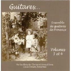 - Approaching the guitar - Volume 3 and 4 CD - Sheet Music - di-arezzo.com