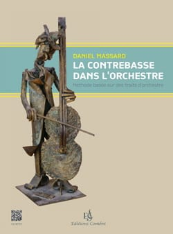 Daniel Massard - The double bass in the orchestra - Sheet Music - di-arezzo.com