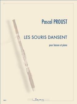 Pascal Proust - Les Souris dansent - Partition - di-arezzo.fr