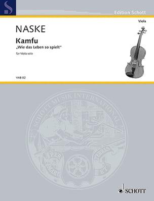 Elisabeth Naske - Kamfu: Wie das leben so spielt - Partitura - di-arezzo.es