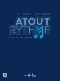 Marguerite LABROUSSE et Jean-Paul DESPAX - Pace Rhythm - 3rd cycle - Sheet Music - di-arezzo.com