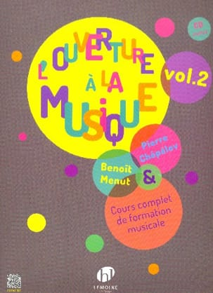 Pierre CHEPELOV et Benoit MENUT - The Opening to Music - Volume 2 - Sheet Music - di-arezzo.com