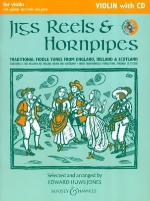 Jigs, Reels & Hornpipes Traditionnels Partition Violon - laflutedepan