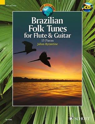 Brazilian Folk Tunes - Flûte et Guitare Traditionnels laflutedepan