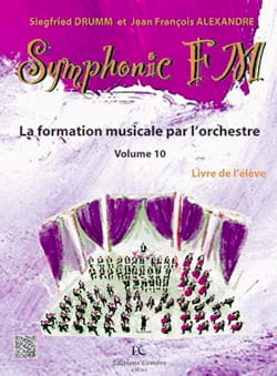 DRUMM Siegfried / ALEXANDRE Jean François - Symphonic FM Volume 10 - Cello - Sheet Music - di-arezzo.co.uk