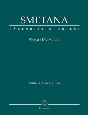 Bedrich Smetana - Vltava / The Moldau / Driver - Sheet Music - di-arezzo.co.uk