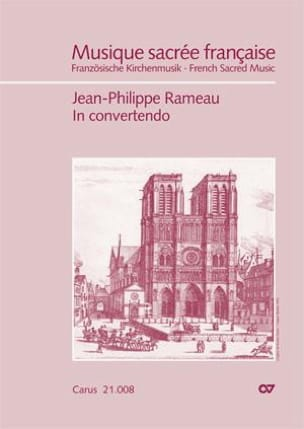 Jean-Philippe Rameau - In convertendo, Psalm 125 - Sheet Music - di-arezzo.co.uk