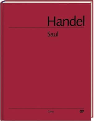 Saul, Oratorio HWV 53 - Georg Friedrich Haendel - laflutedepan.com