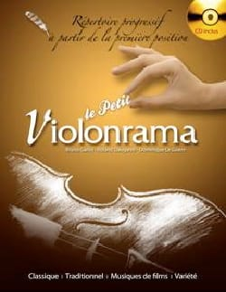 - The Little Violonrama - Sheet Music - di-arezzo.co.uk