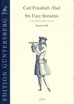6 easy Sonattas WKO 141-143, Sonaten I-III laflutedepan