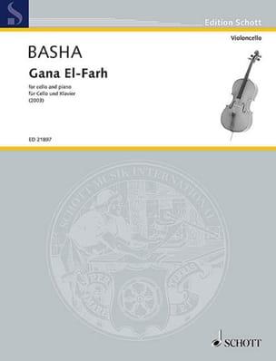 Mohamed Saad Basha - Gana El-Farth - Partition - di-arezzo.fr