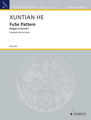He Xuntian - FuSe Pattern Images in Sound 2 - Sheet Music - di-arezzo.com