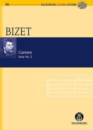 Georges Bizet - Carmen - Suite n° 2 - Partition - di-arezzo.fr