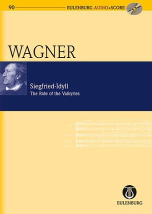 Richard Wagner - Siegfried-Idyll / La Chevauchée des Walkyries - Partition - di-arezzo.fr