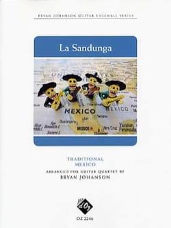La Sandunga - Traditionnel - Partition - Guitare - laflutedepan.com