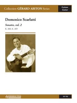 Domenico Scarlatti - Sonates Volume 2 - Partition - di-arezzo.fr