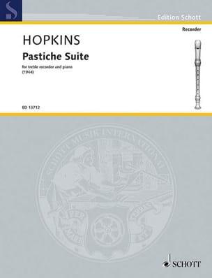 Pastiche Suite - Antony Hopkins - Partition - laflutedepan.com