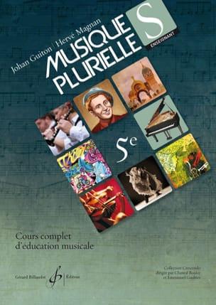 Guiton Johan / Magnan Hervé - Música plural 5to - Profesor - Partitura - di-arezzo.es