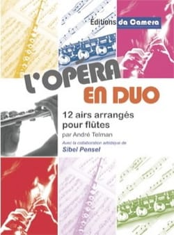 The Opera in Duo - Sheet Music - di-arezzo.com